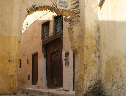 Lahboul's unique style of old Morocco with colonial elegance